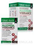 Maximum Vibrance Multi Supplement Powder, Chocolate - 10 Single Packets