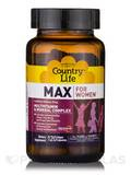 Max for Women - 120 Vegan Capsules
