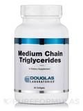 Medium Chain Triglycerides - 90 Softgels
