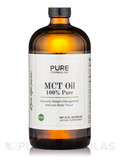 MCT Oil 100% Pure - 32 fl. oz (946 ml)