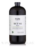 MCT Oil 100% Pure - 32 fl. oz (946 ml)