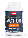 MCT Oil 1000 mg - 180 Softgels