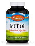 MCT Oil - 120 Soft Gels