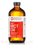Pure MCT Oil - 16 fl. oz (473 ml)