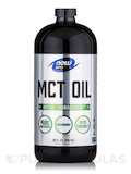 NOW® Sports - MCT Oil - 32 fl. oz (946 ml)