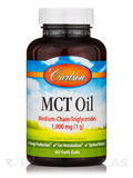 MCT Oil - 60 Soft Gels