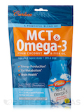 MCT & Omega-3 Packets, Lemon-Lime Flavor - 1 Pouch of 15 Packets