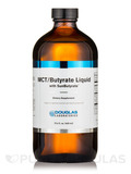 MCT/Butyrate Liquid with SunButyrate™ - 15.6 fl oz (460 ml)