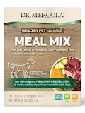 Meal Mix Multivitamin and Mineral Supplement Mix for Adult Dogs - 30 Packets