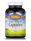 Medium #0 - 150 Empty Capsules