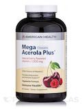 Mega Chewable Acerola Plus® 1000 mg, Natural Berry Flavor - 60 Tablets