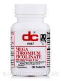 Mega Chromium 800 mcg 30 Tablets
