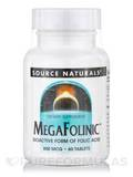 Mega Folinic 800 mcg - 60 Tablets