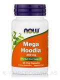 Mega Hoodia 250 mg - 60 Vegetarian Capsules