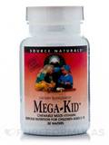 Mega Kid Chewable 30 Wafers