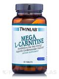Mega L-Carnitine 500 mg 90 Tablets