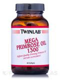Mega Primrose Oil 1300 - 60 Softgels
