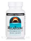 MegaFolinic™ 800 mcg - 240 Tablets