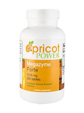 Megazyme Forte: Pancreatic Enzymes - 200 Tablets
