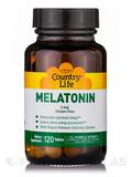 Melatonin 1 mg - 120 Tablets