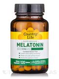 Melatonin 1 mg 120 Tablets