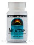 Melatonin 1 mg 200 Tablets
