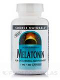 Melatonin 1 mg 200 Vegetarian Capsules