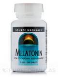 Melatonin 1 mg - 300 Tablets