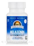 Melatonin 1 mg Sublingual Peppermint 100 Tablets