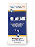 Melatonin 10 mg - 100 MicroLingual® Tablets