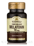 Melatonin 10 mg T.R. - 60 Tablets