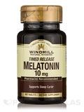 Melatonin 10 mg T.R. - 60 Tablets