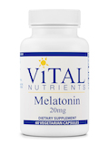 Melatonin 20 mg - 60 Vegetarian Capsules