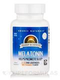 Melatonin 2.5 mg, Orange Flavor - 240 Lozenges