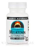 Melatonin 2.5 mg Sublingual Orange - 60 Tablets