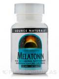 Melatonin 2.5 mg Sublingual Peppermint - 120 Tablets