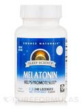 Melatonin 2.5mg, Peppermint Flavor - 240 Lozenges