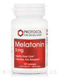 Melatonin 3 mg - 120 Lozenges