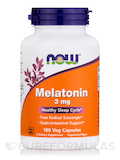 Melatonin 3 mg 180 Capsules