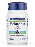 Melatonin 3 mg - 60 Lozenges