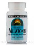 Melatonin 5 mg - 240 Tablets