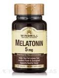 Melatonin 5 mg - 60 Tablets