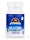 Melatonin 5 mg Sublingual Peppermint 100 Tablets