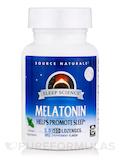 Melatonin 5 mg Sublingual Peppermint - 100 Tablets