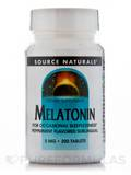Melatonin 5 mg Sublingual Peppermint - 200 Tablets