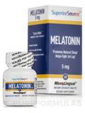 Melatonin 5 mg (with Chamomile) 60 Dissolvable Tablets