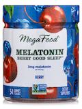 Melatonin Good Sleep, Berry Flavor - 54 Gummies