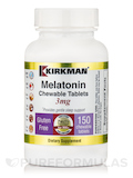 Melatonin Chewable 3 mg 150 Tablets