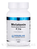 Melatonin Control-Released - 60 Tablets
