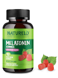 Melatonin Gummies, Strawberry Flavor - 90 Vegetarian Gummies